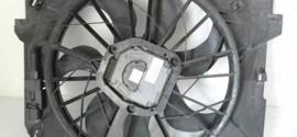 Вентилятор радиатора охлаждения Mercedes-Benz E-class (W211 2006-2009)