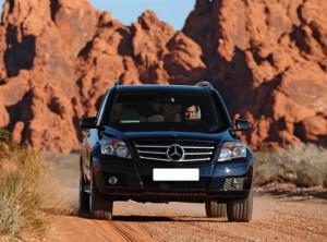 Mercedes Benz GLK-class
